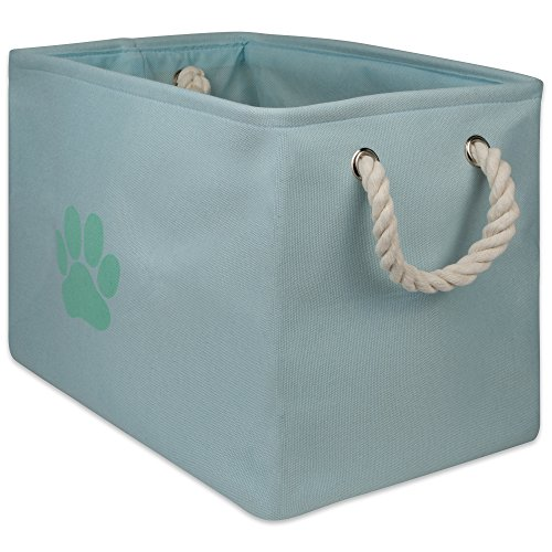 Cute Animal Collapsible Toy Storage Organizer Folding: Bone Dry DII Pet Toy And Accessory Storage Bin