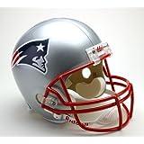 New England Patriots Riddell Full Size Deluxe Replica Football Helmet