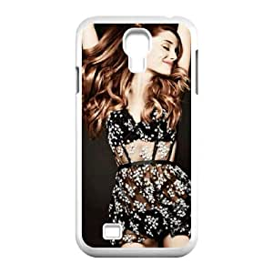 DIY phone case Ariana Grande cover case For Samsung Galaxy S4 I9500 JHDSE2780