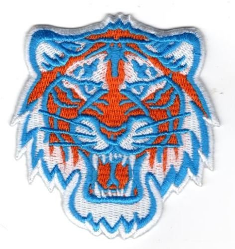 - Tigers MLB Players Weekend Alternate Uniform Patch Worn AUG 25-27, 2017