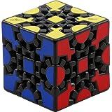 Meffert's Gear Cube - Black (difficulty 8 of 10)