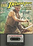 Indiana Jones and the Temple of Doom: Story, Music and Photos From the Original Motion Picture (Read Along Adventure Series, 165 DC Indiana Jones and the Temple of Doom)