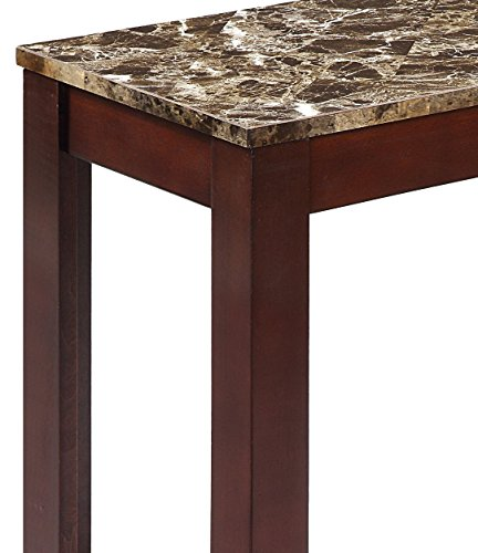 Crown Mark Devon Chair Side Table by Crown Mark (Image #1)