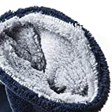 Hanes Infant Soft Boa Pilot Hat With Matching