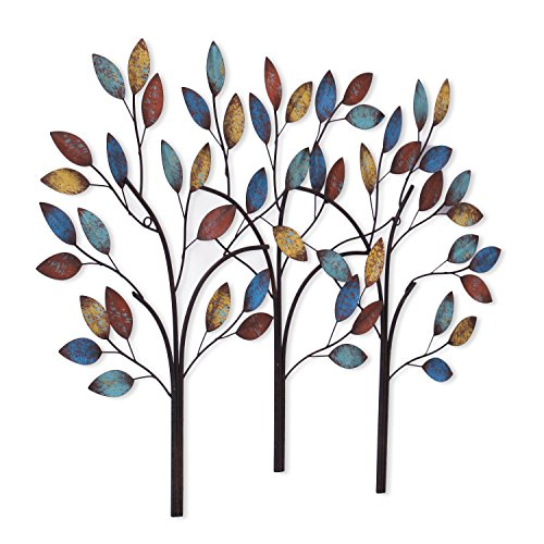 - Joveco Wall Decorations Series Summer Tree Medallion Metal Wall Art Sculptures Tree of Life. Best Gift for any Wall.