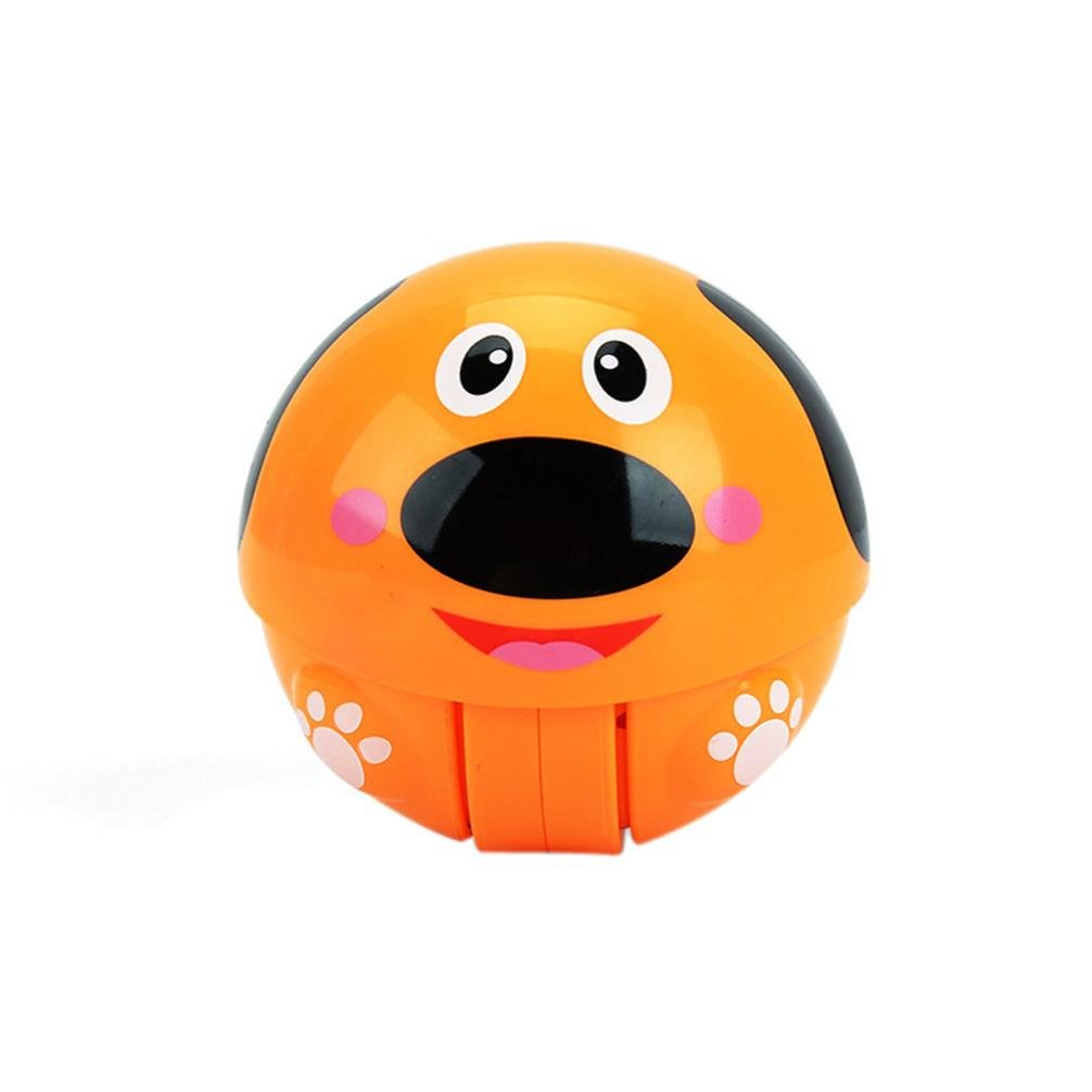creazybeeベビーおもちゃRoly - Poly Tumbler Toy with Sound BigサイズNodding人形ノベルティ教育玩具ボール Package Size: 7*7*7cm. 26454678546  B B07FP4DCV1