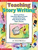 Teaching Story Writing, Joan Novelli, 0439050065