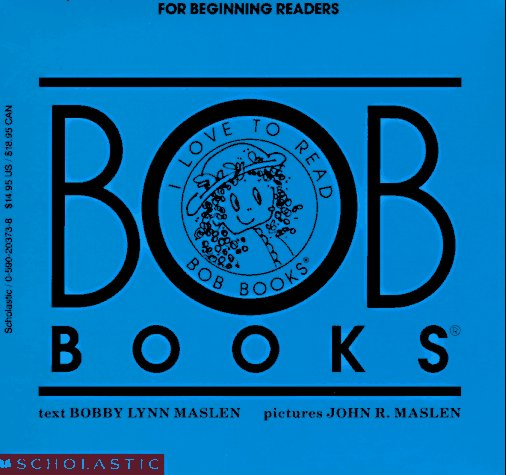 Bob Books: For Beginning Readers, Set 1-12 Vol.