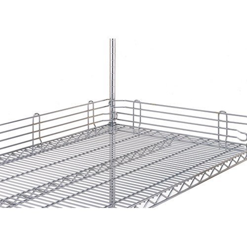 Metro L18N-4C Super Erecta Chrome Plated Steel