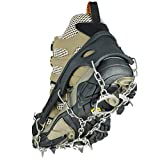 Uelfbaby Crampon Micro spikes ice snow grips traction...