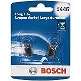 Bosch Automotive 1445LL 1445 Light Bulb, 2 Pack