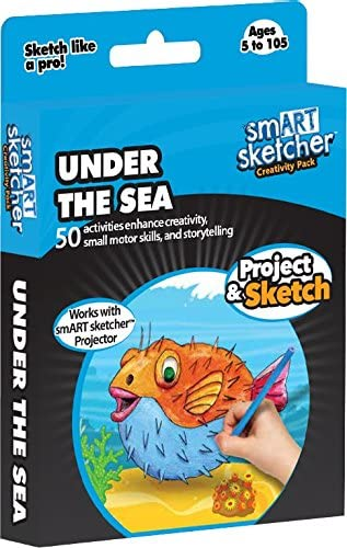 smART sketcher - SD Pack - Under The Sea