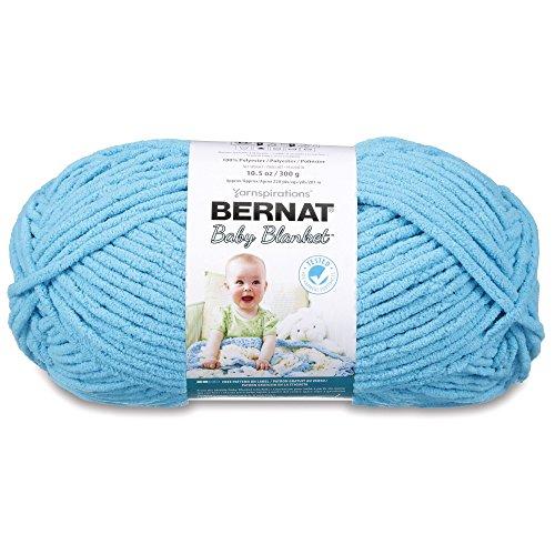 (Bernat Baby Blanket Big Ball Baby Teal)