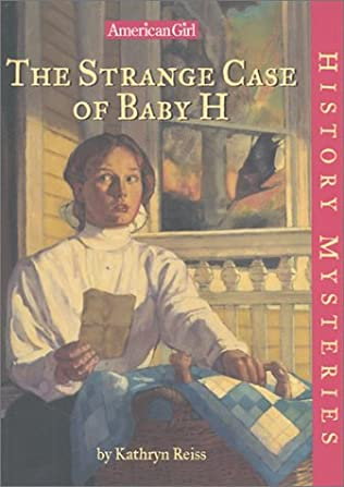 book cover of The Strange Case of Baby H