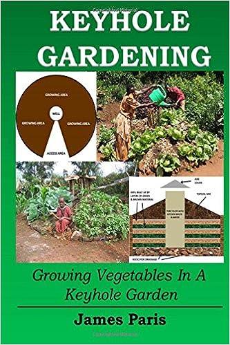 Keyhole Gardening: Growing Vegetables In A Keyhole Garden (Gardening ...