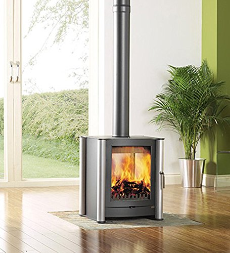 Firebelly Fb1 Double Sided Woodburning Stove Amazon Co Uk Diy