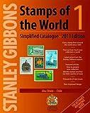 Stanley Gibbons Stamps of World 6 Volume Set