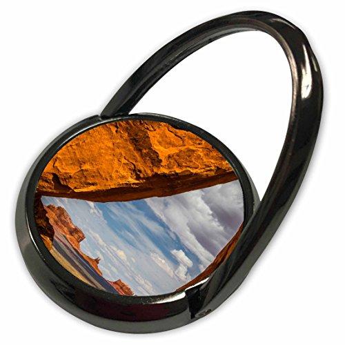 Teardrop Monument - 3dRose Danita Delimont - Monument Valley - Teardrop Arch, Monument Valley Tribal Park, Arizona and Utah. - Phone Ring (phr_250521_1)