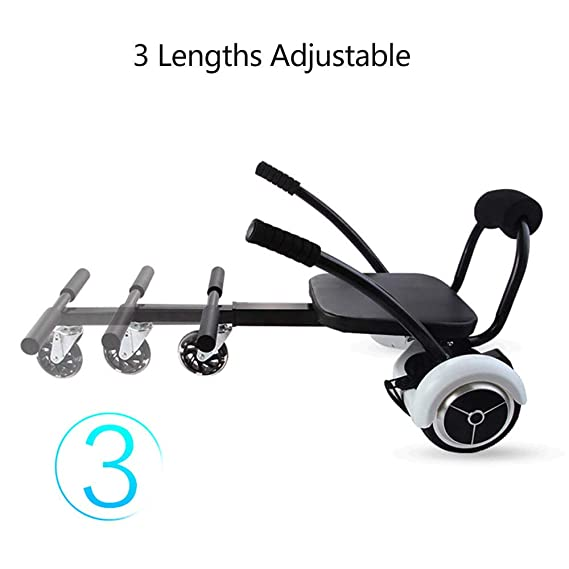 Amazon.com: LMEI-HBSITZ - Asiento de suspensión para scooter ...