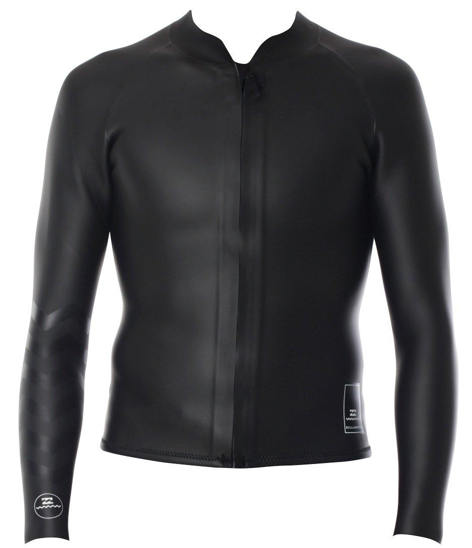 2mm Men's Billabong PUMP'D Smooth Jacket - Black, XL