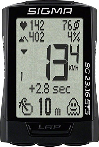 Sigma BC 23.16 STS Triple Wireless Cycling Computer