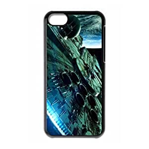 Star Wars iPhone 5c Cell Phone Case Black Special gift FG8U1100