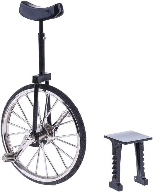 1:10 Modelo de Ciclo Bicicleta Scooter en Miniatura Juguete de Aleación