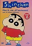 """Shin Chan, Folge 2: Plan B, wie """"B""""escheuert!"""