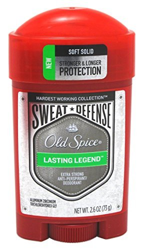 Old Spice Hardest Working Collection Sweat Defense Anti-Perspirant & Deodorant - Lasting Legend - 2.6 oz (Old Spice Deodorant Sweat compare prices)