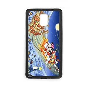 Samsung Galaxy Note 4 Cell Phone Case Black Disney 001 Basic Cell Phone Carrying Cases LV_6060325