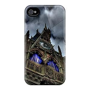 New Dark Side Of Disney Tpu Case Cover, Anti-scratch Kallard Phone Case For Iphone 4/4s
