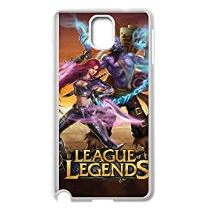 Samsung Galaxy Note 3 Cell Phone Case White League Of Legends S4748996