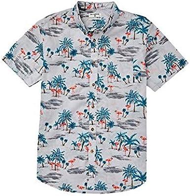 Billabong Sundays Floral - Camiseta de manga corta para hombre: Amazon.es: Ropa y accesorios