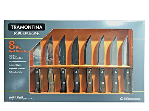 Tramontina Porterhouse Steak Knife Set