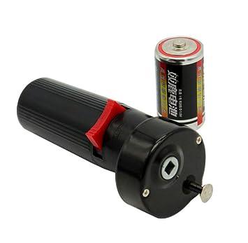 kbxstart - Motor rotatorio eléctrico para Barbacoa de 4,2 RPM, Motor Giratorio para