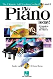 Play Piano Today! - Level 1, Warren Wiegratz and Michael Mueller, 0634033018