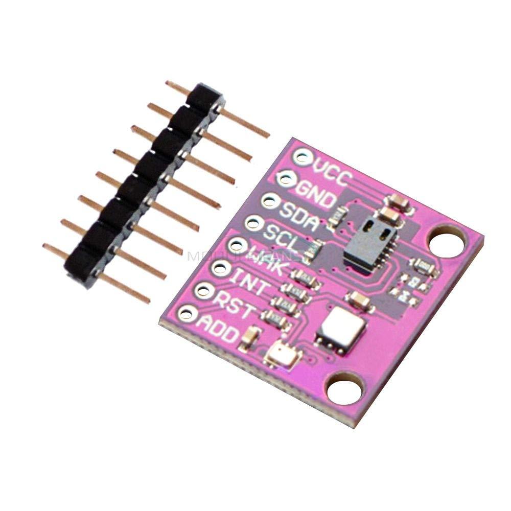 CCS811+SI7021+BMP280 3in1 CO2 VOCs Temperature Humidity Sensor Board CJMCU-8128
