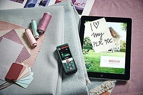 Iphone Entfernungsmesser Einstellen : Bosch laser entfernungsmesser plr c aaa batterien