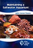 Maintaining a Saltwater Aquarium The Easy Way DVD