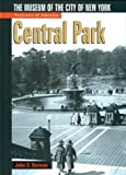 Front cover for the book Central Park by John S. Berman