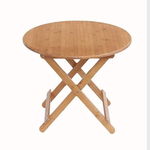 Mesa para Ordenador Mesa Plegable Mesa De Comedor Pequeña Y ...