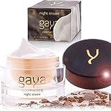 Night Cream Anti Aging Vegan Face Moisturiser - Deeply Nourish Ageing Skin for Natural Facial Glow