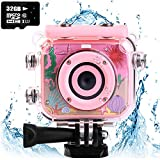 Best Camera For Kids - denicer Waterproof Children's Camera with 2.0 Inch LCD Review