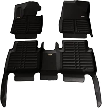 Amazon Com Tuxmat Custom Car Floor Mats For Hyundai Santa Fe Xl