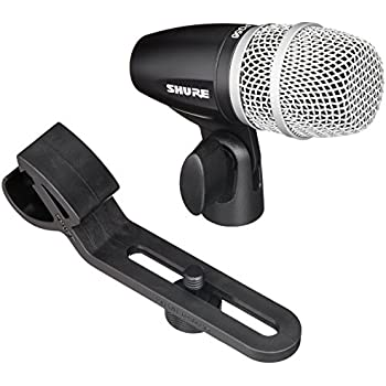 shure pg56 lc instrument dynamic microphone cardioid musical instruments. Black Bedroom Furniture Sets. Home Design Ideas