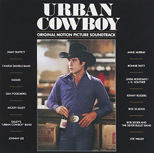 CD : Soundtrack - Urban Cowboy (CD)