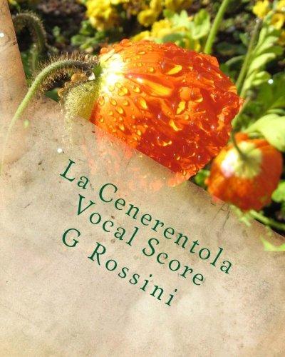 La Cenerentola Vocal Score (Italian (Vocal Score Italian)