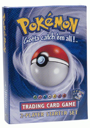 Pokemon Cards - STARTER SET - Original Base Deck (Pokemon Complete Set)