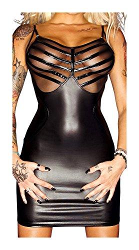 Wetlook Dress Black Dress Noir Wetlook Handmade HYUOWZYFqn