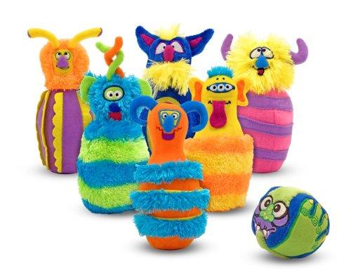 Monster Bowling (Doug Monster Bowling Set)